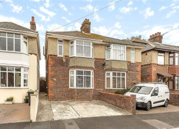 Thumbnail 2 bed semi-detached house for sale in Knightsdale Road, Weymouth, Dorset