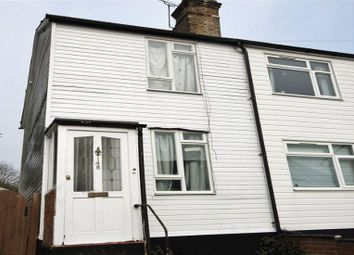 Thumbnail 2 bedroom semi-detached house to rent in Queens Road, Farnborough