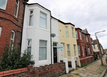 3 bed terraced house for sale in Sycamore Road, Tranmere CH42