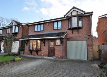 Thumbnail 4 bed property for sale in Portree Drive, Holmes Chapel, Crewe
