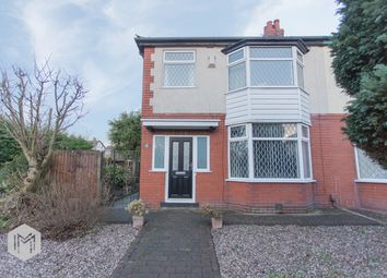 Thumbnail 3 bed semi-detached house for sale in Denbigh Road, Bolton