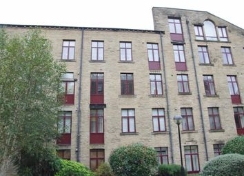 Thumbnail 2 bed flat for sale in Garden Mill, Garden Street North, Halifax