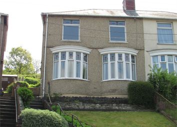 Thumbnail 3 bedroom semi-detached house for sale in Danygraig Road, Melyn, Neath, West Glamorgan