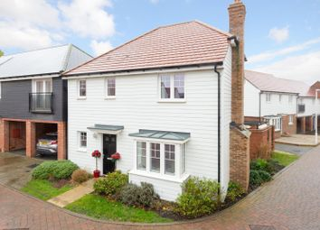 Thumbnail 3 bed detached house for sale in Song Thrush Drive, Finberry, Ashford