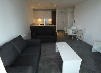 Thumbnail 1 bed flat to rent in Blackfriars Road, Salford