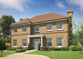 Thumbnail 5 bed detached house for sale in Starrock Lane, Chipstead, Coulsdon