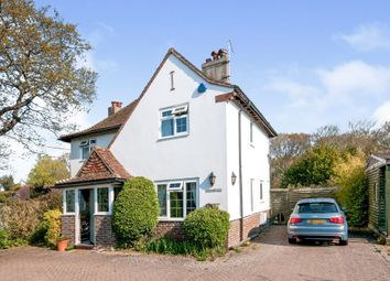 Thumbnail 3 bed detached house for sale in Dittons Road, Stone Cross, Pevensey