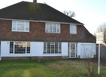Thumbnail 3 bed semi-detached house for sale in Sullivan Road, Tonbridge