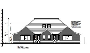 Thumbnail 3 bed semi-detached bungalow for sale in Hall Road, Scraptoft, Leicester