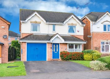 Thumbnail 4 bed detached house for sale in Plumbley Hall Road, Mosborough, Sheffield