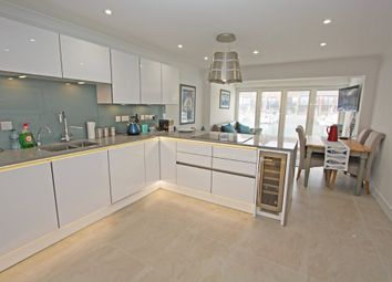 Thumbnail 5 bedroom town house for sale in Newlyn Way, Port Solent, Portsmouth