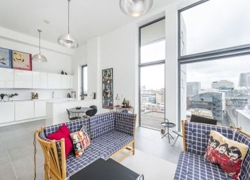 Thumbnail 2 bed flat for sale in The Rosler Building, Ewer Street