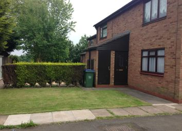 Thumbnail 1 bedroom flat to rent in Livinstone Road, West Bromwich