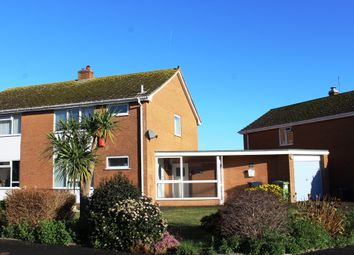 Thumbnail 3 bedroom property to rent in West Cliff Park Drive, Dawlish