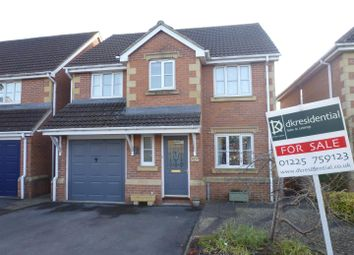 Thumbnail 4 bed detached house for sale in Spring Meadows, Trowbridge