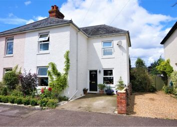 5 bed semi-detached house for sale in Gifford Road, Bosham PO18