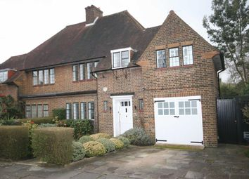 Thumbnail 5 bed semi-detached house to rent in Litchfield Way, London