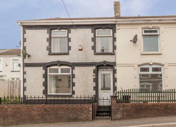 Thumbnail 3 bed semi-detached house for sale in Drysiog Street, Ebbw Vale
