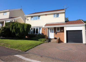 Thumbnail 4 bed detached house for sale in Llwynmawr Close, Sketty