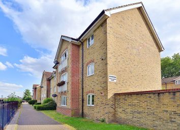 Thumbnail 2 bed flat for sale in Towpath Walk, London