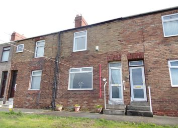 Thumbnail 2 bedroom terraced house for sale in West View, Sherburn Hill, Durham
