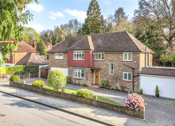 Thumbnail 4 bed detached house for sale in Lower Camden, Chislehurst