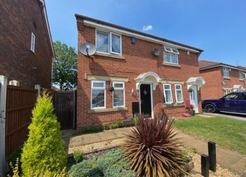 Thumbnail 2 bed semi-detached house for sale in St. Leonards Way, Forest Town, Mansfield, Nottinghamshire