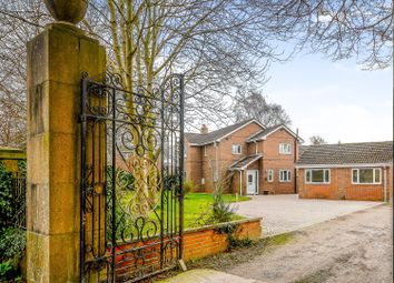 Thumbnail 4 bed detached house for sale in Chestnut House, The Meadows, West Haddlesey, Selby