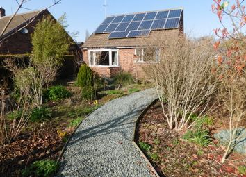 Thumbnail 3 bedroom detached bungalow for sale in Southwell Road East, Rainworth, Mansfield