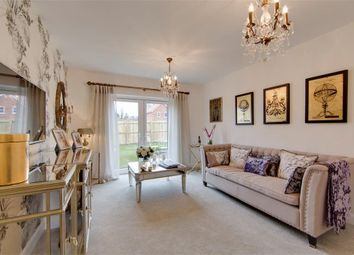"Thumbnail 4 bed detached house for sale in ""The Buchan"" at Weatherhill Road, Lindley, Huddersfield"