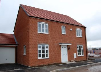 Thumbnail 4 bedroom detached house to rent in Lysaght Way, Newport