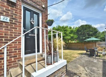 Thumbnail 2 bed maisonette for sale in Wilcher Close, East Hagbourne, Didcot