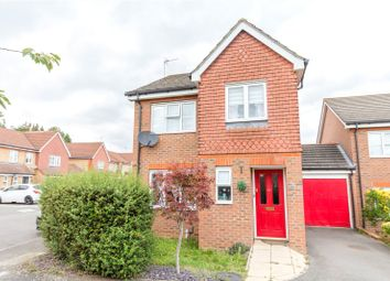 Thumbnail 3 bed link-detached house for sale in Butterfields, Wellingborough, Northamptonshire