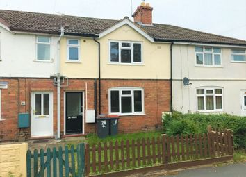 Thumbnail 3 bed terraced house to rent in 26 Woodhouse Crescent, Trench, Telford