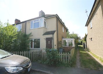 Thumbnail 3 bed end terrace house for sale in Clandon Avenue, Egham, Surrey