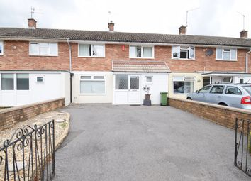 Thumbnail 2 bed terraced house for sale in Caernarvon Crescent, Llanyravon, Cwmbran
