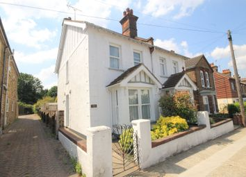Thumbnail 3 bed semi-detached house for sale in Whitstable Road, Faversham
