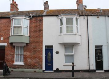 Thumbnail 2 bed terraced house for sale in Walpole Street, Weymouth, Dorset