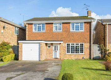 Thumbnail 4 bed detached house for sale in Denham Walk, Chalfont St. Peter, Gerrards Cross