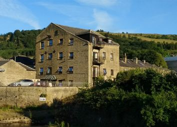 Thumbnail 2 bed flat to rent in Coiners Wharf, Mytholmroyd, Hebden Bridge