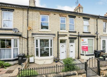 Thumbnail 3 bed terraced house for sale in Chatsworth Place, Harrogate
