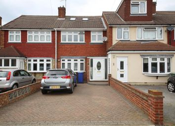 Thumbnail 4 bed terraced house for sale in Turold Road, Stanford-Le-Hope