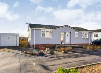 Thumbnail 2 bed mobile/park home for sale in Kirkpatrick Fleming, Lockerbie