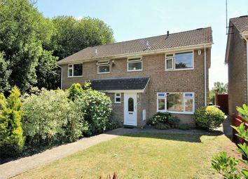 Thumbnail 3 bed semi-detached house for sale in Lytchett Drive, Broadstone, Dorset
