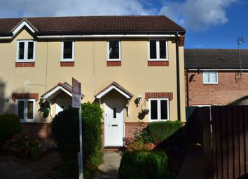 Thumbnail 2 bedroom end terrace house for sale in Lingmoor Drive, Garston Watford