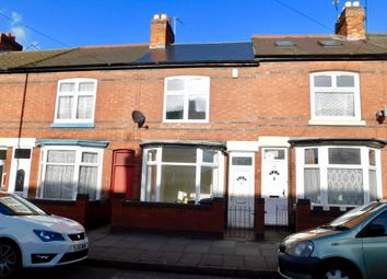 Thumbnail 3 bed terraced house to rent in Doncaster Road, Leicester