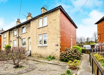 Thumbnail 2 bed end terrace house for sale in Glenfield Avenue, Deighton, Huddersfield