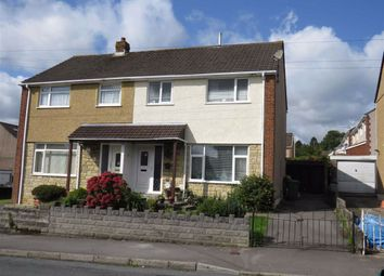 Thumbnail 3 bedroom semi-detached house for sale in Queens Drive, Llantwit Fardre, Pontypridd