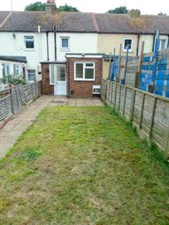 Thumbnail 2 bed terraced house to rent in Railway Terrace, Margate