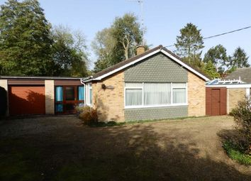 Thumbnail 3 bed detached bungalow for sale in The Street, Witnesham, Ipswich